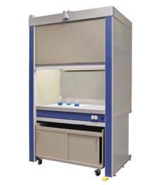 Вытяжной шкаф для работы с кислотами