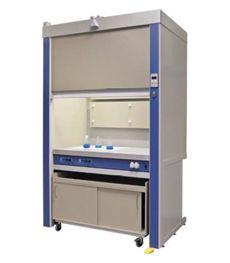 Вытяжные шкафы со встроенной стеклокерамической плитой