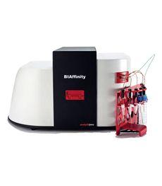 BIAffinity Analytik Jena - анализатор биомолекулярного взаимодействия