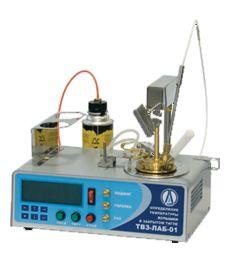 Аппарат для определения температуры вспышки в закрытом тигле ЛОИП ТВЗ-ЛАБ-01