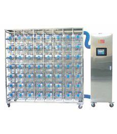 Серия стеллажей для клеток с независимой вентиляцией 3W GA