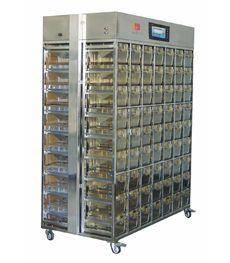 Система вентиляционная для мышей 3W GA126 (плотное размещение)