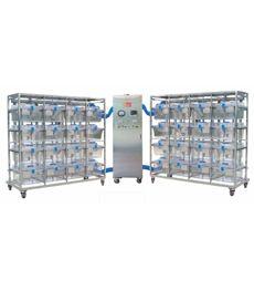 Серия стеллажей для клеток с независимой вентиляцией 3W CR