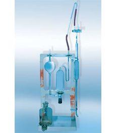 Измерительный аппарат для анализа кислорода АК-М1 Стеклоприбор