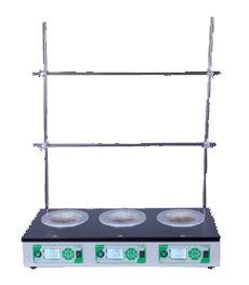 Трехместные колбонагреватели ПЭ-4100-3, ES-4100-3, ES-4110-3