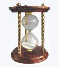 Часы песочные сувенирные Стеклоприбор