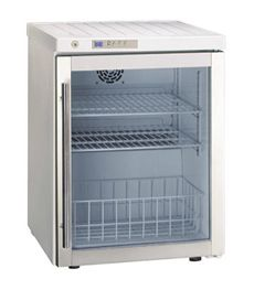 Компактный встраиваемый фармацевтический холодильник HYC-68 ⁄68A